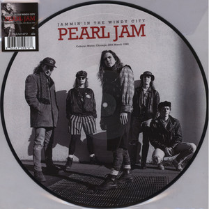 Pearl Jam - Jammin In The Windy City - The Cabaret Metro, Chicago, 28th March 1992