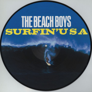 Beach Boys, The - Surfin' USA Picture Disc Edition