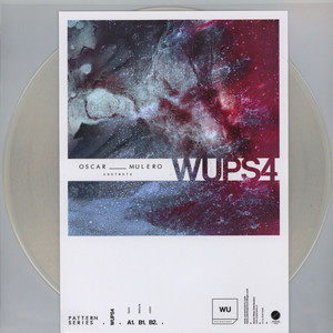 Oscar Mulero - Contents EP (Pattern Series) Clear Vinyl Edition