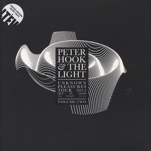 Peter Hook & The Light - Unknown Pleasures - Live In Leeds Volume 2