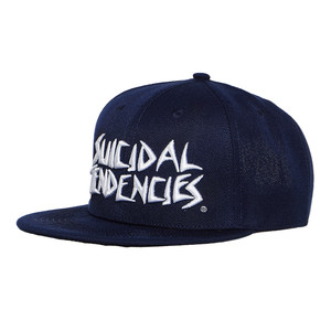 Suicidal Tendencies - Full Embroidered Custom Snapback Baseball Cap