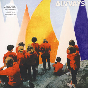 Alvvays - Antisocialites White Vinyl Edition