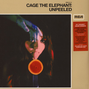 Cage The Elephant - Live And Unpeeled