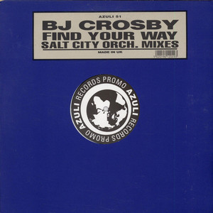 BJ Crosby - Find Your Way