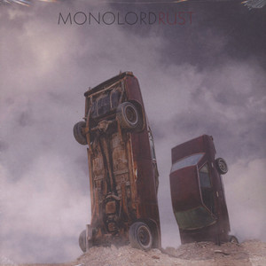 Monolord - Rust Black Vinyl Edition