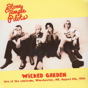 Stone Temple Pilots - Wicked Garden - Live At The Centrum Worchester MA August 8th 1994
