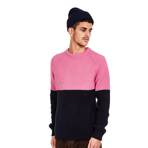 Barbour x Wood Wood - Barns Ness Crew Sweater