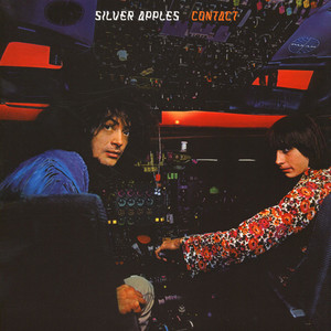 Silver Apples - Contact Colored Sleeve & Black Vinyl Edition
