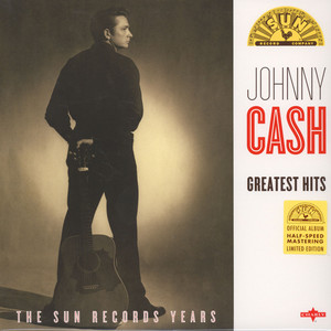 Johnny Cash - Greatest Hits