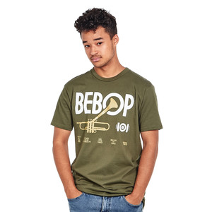101 Apparel - Bebop T-Shirt
