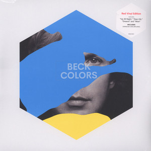 Beck - Colors Red Vinyl Edition
