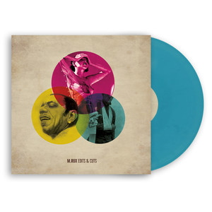 M.Rux - Edits & Cuts Blue Vinyl Edition