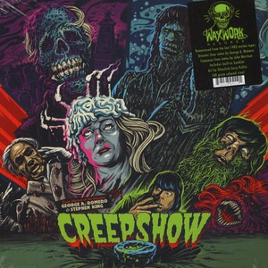 John Harrison - OST Creepshow Colored Vinyl Edition