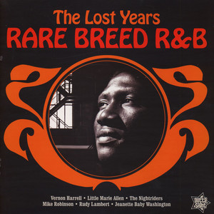 V.A. - Rare Breed R&B - The Lost Years