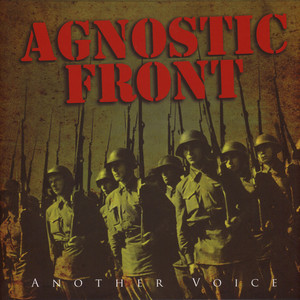 Agnostic Front - Another Voice White Vinyl Edition