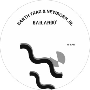 Earth Trax & Newborn Jr. - Bailando / Aquamarine