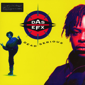 Das EFX - Dead Serious Black Vinyl Edition