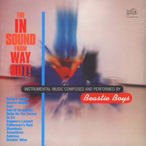 Beastie Boys - The In Sound From Way Out