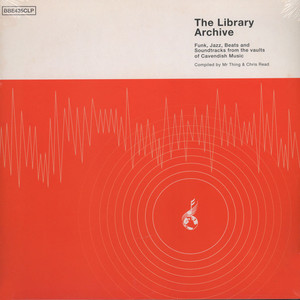 V.A. - The Library Archive - Funk, Jazz, Beats (Cavendish Music Archives)