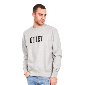 The Quiet Life x Champion - Champ Crewneck Sweater