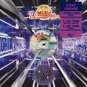 First Choice - Double Cross / Love Thang