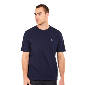 Lacoste - Embroidered Super Light Knit T-Shirt