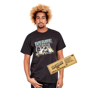 Tapefabrik - Tapefabrik Ticket & T-Shirt Bundle
