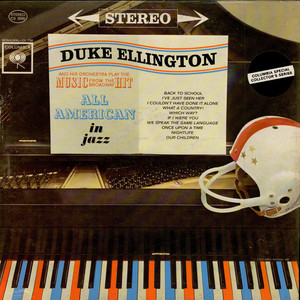 Duke Ellington And His Orchestra - All American In Jazz