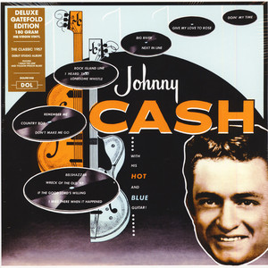Johnny Cash - With His Hot & Blue Guitar Gatefold Sleeve Edition