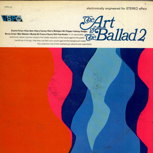 V.A. - The Art Of The Ballad 2