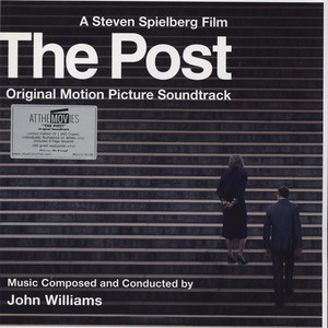 John Williams - OST The Post White Vinyl Edition