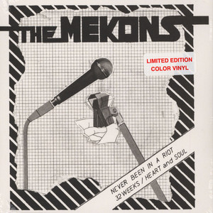 Mekons, The - Never Been In A Riot