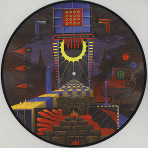 King Gizzard & The Lizard Wizard - Polygondwanaland Picture Disc Edition