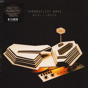 Arctic Monkeys - Tranquility Base Hotel & Casino Black Vinyl Edition