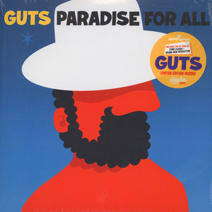 Guts - Paradise For All Black Vinyl Edition