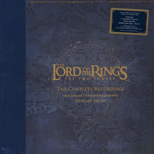 Howard Shore - OST The Lord Of The Rings: The Two Towers - The Complete Recordings