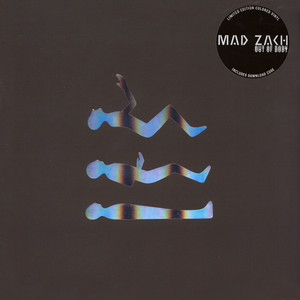 Mad Zach - Out of Body EP Splatter Vinyl Edition