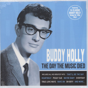 Buddy Holly - The Day The Music Died