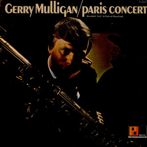 Gerry Mulligan - Paris Concert