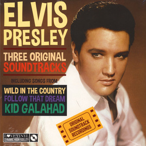 Elvis Presley - Three Original Soundtracks