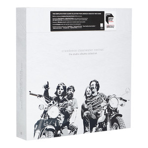 Creedence Clearwater Revival - The Studio Albums Collection Half Speed Deluxe Vinyl Boxset