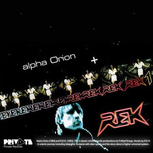 R.E.K. - Alpha Orion & R.E.K. 1 Multicolored Edition