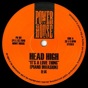 Head High - It's A Love Thing (Piano Invasion)
