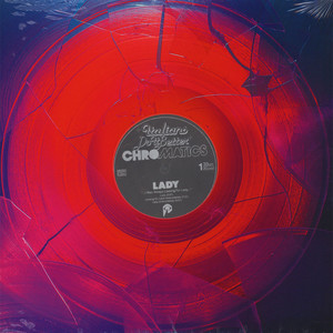 Chromatics - Lady Pink Champaign Vinyl Edition