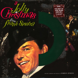 Frank Sinatra - A Jolly Christmas Colored Vinyl Edition
