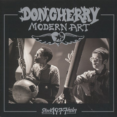 Don Cherry - Modern Art - Live in Stockholm 1977