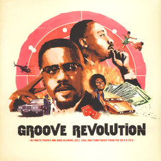 V.A. - Groove Revolution - Definitive Cuts And Rare Jazz, Soul & Funky Tracks
