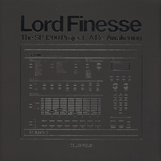 Lord Finesse - The SP1200 Project: A Re-Awakening Deluxe Black Vinyl Edition