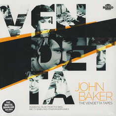 John Baker & The BBC Radiophonic Workshop - The Vendetta Tapes