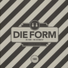 Die Form - Die Form ÷ Fine Automatic 2 Black Vinyl Edition